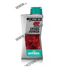 MOTOREX - CROSS POWER 10W60 - 1L 940-314  MOTOREX 82,00RON 74,00RON 68,91RON 62,18RON product_reduction_percent