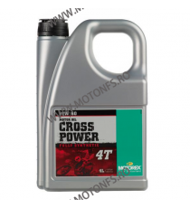 MOTOREX - CROSS POWER 10W60 - 4L 940-315  MOTOREX 315,00 RON 259,00 RON 264,71 RON 217,65 RON product_reduction_percent