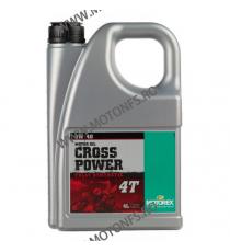 MOTOREX - CROSS POWER 5W40 - 4L 940-365  MOTOREX 315,00RON 259,00RON 264,71RON 217,65RON product_reduction_percent