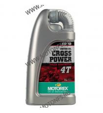 MOTOREX - CROSS POWER 5W40 - 1L 940-364  MOTOREX 82,00RON 74,00RON 68,91RON 62,18RON product_reduction_percent