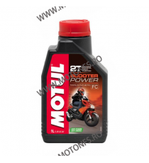 MOTUL - SCOOTER POWER 2T - 1L M5-881  MOTUL  68,00 RON 61,00 RON 57,14 RON 51,26 RON product_reduction_percent