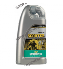 MOTOREX - SCOOTER 10W40 - 1L 940-284  MOTOREX  55,00 RON 50,00 RON 46,22 RON 42,02 RON product_reduction_percent