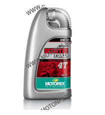 MOTOREX - SCOOTER FORZA 0W30 - 1L 940-134  MOTOREX  110,00 RON 99,00 RON 92,44 RON 83,19 RON product_reduction_percent
