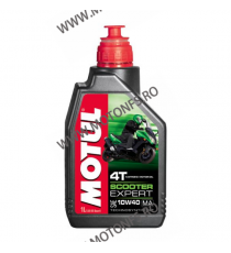 MOTUL - SCOOTER EXPERT 10W40 (MA) - 1L M5-960  MOTUL  48,00 RON 43,00 RON 40,34 RON 36,13 RON product_reduction_percent