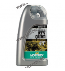 MOTOREX - ATV QUAD 10W40 - 1L 940-094  MOTOREX  55,00 RON 50,00 RON 46,22 RON 42,02 RON product_reduction_percent