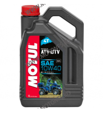 MOTUL - ATV UTV 10W40 - 4L M5-879  MOTUL 160,00 RON 139,00 RON 134,45 RON 116,81 RON product_reduction_percent