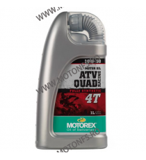 MOTOREX - ATV QUAD RACING 10W50 - 1L 940-084  MOTOREX  80,00 RON 72,00 RON 67,23 RON 60,50 RON product_reduction_percent