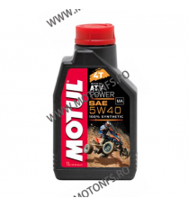 MOTUL - ATV POWER 5W40 - 1L M5-897  MOTUL 62,00 RON 56,00 RON 52,10 RON 47,06 RON product_reduction_percent