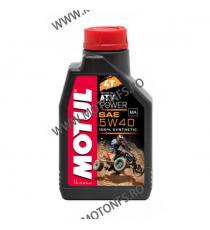 MOTUL - ATV POWER 5W40 - 1L M5-897  MOTUL 62,00RON 56,00RON 52,10RON 47,06RON product_reduction_percent
