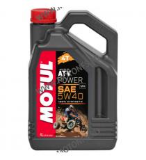 MOTUL - ATV POWER 5W40 - 4L M5-898  MOTUL 235,00lei 235,00lei 197,48lei 197,48lei