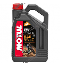 MOTUL - ATV POWER 5W40 - 4L M5-898  MOTUL 62,00 RON 36,00 RON 52,10 RON 30,25 RON product_reduction_percent