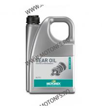 MOTOREX - GEAR OIL 10W30 - 4L 960-345  MOTOREX Uleiuri cutie si transmisie 220,00lei 199,00lei 184,87lei 167,23lei produc...