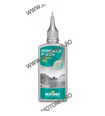 MOTOREX - HYDRAULIC FLUID 75 - 100ml 970-280  MOTOREX 35,00 RON 32,00 RON 29,41 RON 26,89 RON product_reduction_percent