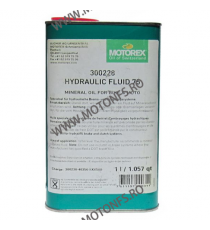 MOTOREX - HYDRAULIC FLUID 75 - 1L 970-284  MOTOREX 150,00 RON 134,00 RON 126,05 RON 112,61 RON product_reduction_percent