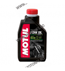 MOTUL - FORK OIL EXPERT 5W (L) - 1L M5-929  MOTUL  55,00 RON 50,00 RON 46,22 RON 42,02 RON product_reduction_percent