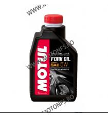 MOTUL - FORK OIL FACTORY LINE 5W (L) - 1L M5-924  MOTUL  62,00RON 57,00RON 52,10RON 47,90RON product_reduction_percent
