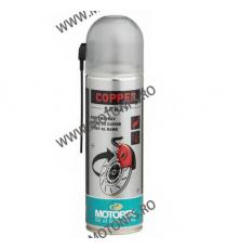 MOTOREX - COPPER SPRAY - 300ml 970-455  MOTOREX 70,00RON 63,00RON 58,82RON 52,94RON product_reduction_percent
