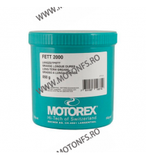 MOTOREX - GREASE 2000 TIN - 850gr 970-337  MOTOREX 105,00RON 94,00RON 88,24RON 78,99RON product_reduction_percent