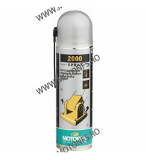 MOTOREX - SPRAY 2000 - 500ml 970-426  MOTOREX 60,00 RON 55,00 RON 50,42 RON 46,22 RON product_reduction_percent