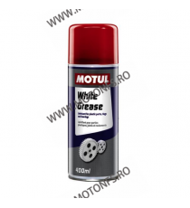 MOTUL - WHITE GREASE SPRAY - 400ml M6-556  MOTUL 32,00 RON 29,00 RON 26,89 RON 24,37 RON product_reduction_percent