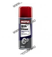 MOTUL - WHITE GREASE SPRAY - 400ml M6-556  MOTUL 32,00RON 29,00RON 26,89RON 24,37RON product_reduction_percent
