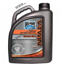 ULEI BEL-RAY V-TWIN 20W50 SEMI SINTETIC 4L 96910-BT4  BEL-RAY  210,00RON 189,00RON 176,47RON 158,82RON product_reduction_...
