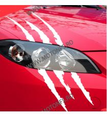 40cm x 12cm Autocolant / Sticker Moto / Auto Reflectorizante Stikere Carena Moto MFE6R  autocolante Carena 26,00RON 26,00RO...