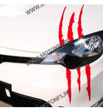 40cm x 12cm Autocolant / Sticker Moto / Auto Reflectorizante Stikere Carena Moto STN0X  autocolante Carena 26,00RON 26,00RO...