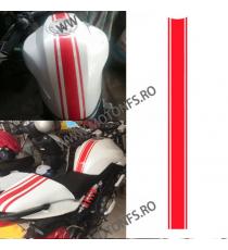 50cm x 4.5cm Autocolant / Sticker Moto / Auto Reflectorizante Stikere Carena Moto GCWT5  Autocolante Carena 25,00lei 25,00l...