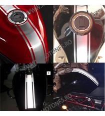50cm x 4.5cm Autocolant / Sticker Moto / Auto Reflectorizante Stikere Carena Moto GZMW2  autocolante Carena 25,00RON 25,00R...