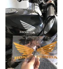 11.5cm x 9cm Honda Autocolant / Sticker Moto / Auto Reflectorizante Stikere Carena Moto R2NG6  autocolante Carena 25,00RON 2...