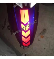 34cm x 5.5cm Autocolant / Sticker Moto / Auto Reflectorizante Stikere Carena Moto VQZEY  autocolante Carena 23,00RON 23,00R...