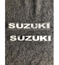 18cm x 2.5cm Suzuki Autocolant / Sticker Moto / Auto Reflectorizante Stikere Carena Moto GM9QF  autocolante Carena 15,00RON ...