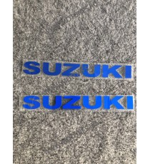 18cm x 2.5cm Suzuki Autocolant / Sticker Moto / Auto Reflectorizante Stikere Carena Moto C68KK  autocolante Carena 15,00RON ...