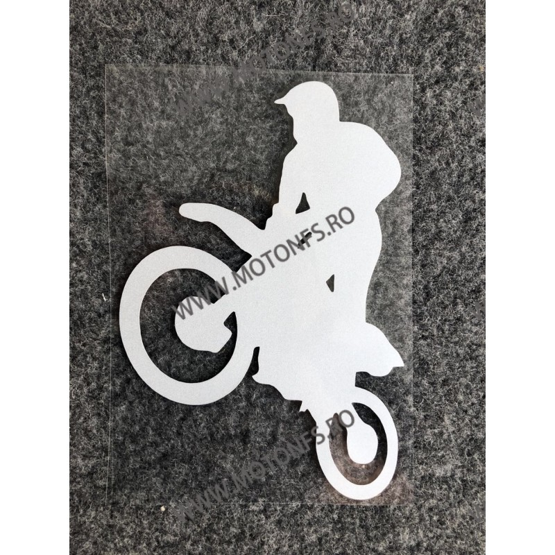 16cm x 11cm Autocolant / Sticker Moto / Auto Reflectorizante Stikere Carena Moto 9TMZW  autocolante Carena 10,00RON 10,00RO...
