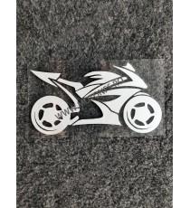 7.5cm x 14cm Autocolant / Sticker Moto / Auto Reflectorizante Stikere Carena Moto C7PJH  autocolante Carena 10,00RON 10,00R...