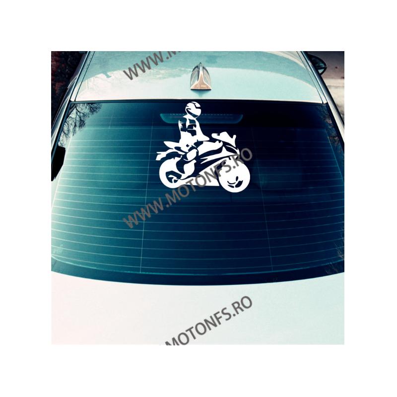 15cm x 15cm Autocolant / Sticker Moto / Auto Reflectorizante Stikere Carena Moto FE4DY  autocolante Carena 10,00RON 10,00RO...