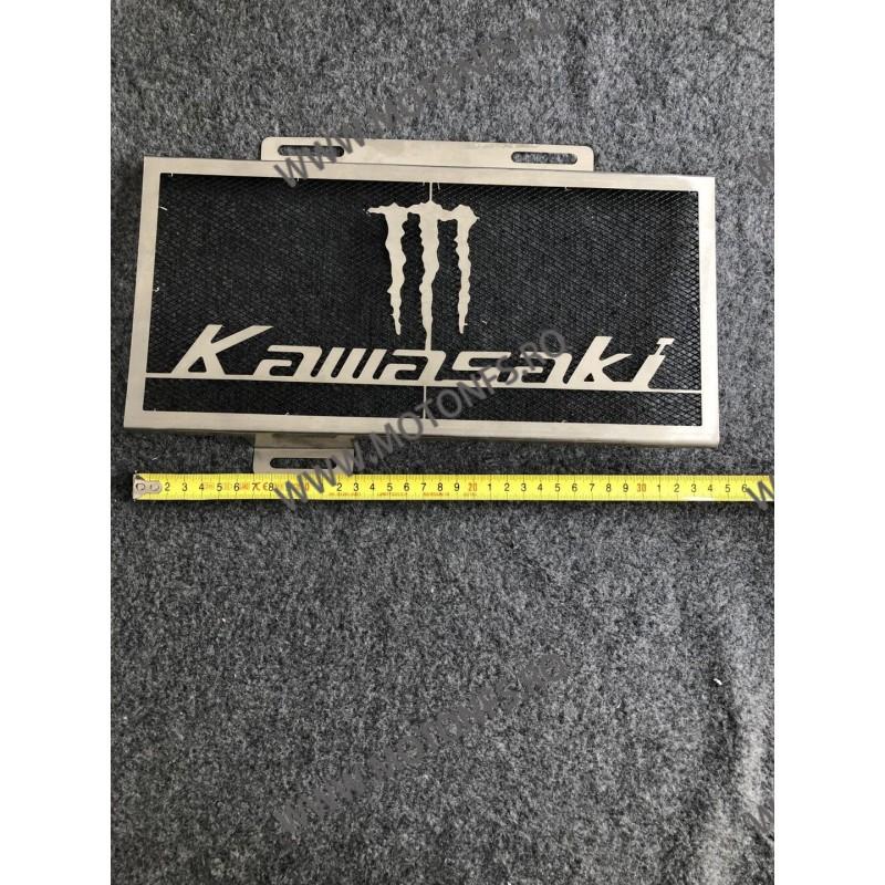 Kawasaki Radiator Protectie Acoperire Grila Protectie Grila Protectie Pentru Kawasaki 7S4R4 7S4R4  Protectie radiator 140,00...