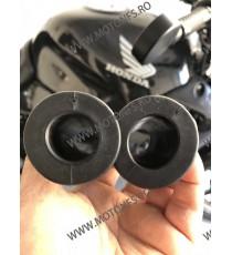 25mm/28mm Set Mansoane Cafe Racer Harley-Davidson Cruiser Chopper Negre X1D2J  Mansoane 49,00RON 49,00RON 41,18RON 41,18RON