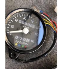 Bord electronic moto LED LCD kilometraj digital universal Cafe Racer motocicleta R7PDP  kilometraj universal  99,00RON 99,00...