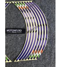 Banda Janta Moto Reflectorizanta Albastru L13RA L13RA  Banda De Janta 19,00RON 19,00RON 15,97RON 15,97RON