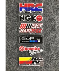 Set Autocolant / Stickere Pentru Moto ATV QX5CK  Stickere Carena Moto  20,00 RON 20,00 RON 16,81 RON 16,81 RON