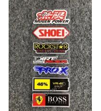 Set Autocolant / Stickere Pentru Moto ATV VNQC1 VNQC1  Stickere Carena Moto  20,00RON 20,00RON 16,81RON 16,81RON