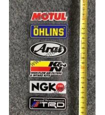 Set Autocolant / Stickere Pentru Moto ATV OI7S1 OI7S1  Stickere Carena Moto  20,00RON 20,00RON 16,81RON 16,81RON