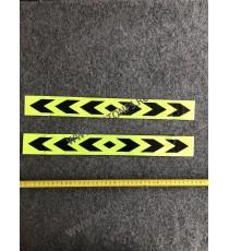 2BUC x 40CM Banda reflectorizanta auto-adeziva B0WMS  AUTOCOLANT / STICKERE CARENA  15,00RON 15,00RON 12,61RON 12,61RON