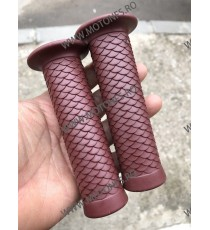 Set Mansoane 22 mm Universala Chopper Caferacer Dragstyle Bobber Street Fighter Custom ND33U ND33U  Masoane Moto Universal TN...