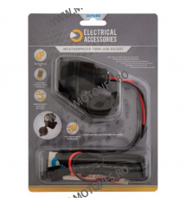 OXFORD - USB 5V 2AMP DUAL SOCKET & FUSED LOOM OX-EL102 OXFORD Voltmetru / Prize Moto 160,00lei 144,00lei 134,45lei 121,01...