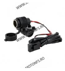 SIFAM - PRIZA 12V 120W, CU SIGURANTA 15Amp SD-HPC102 OXFORD Voltmetru / Prize Moto 110,00lei 99,00lei 92,44lei 83,19lei p...