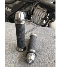 Mansoane Moto universale Titan (Gri) msn289-7 msn289-7  Mansoane Moto Universale Cu Capete Ghidon Msn289 75,00lei 60,00lei ...