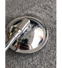 Set Oglinzi Retrovizoare M10 Moto Universal Stanga Dreapta M10 Clockwise HONDA CB500 CB600 CB650 CB700 CB750 CB900 CB1000 XF4...